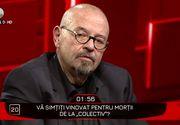 """Cristian Popescu Piedone, mărturisiri teribile despre cazul Colectiv, în emisiunea """"40 de întrebări cu Denise Rifai"""""""