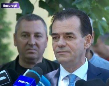 """Orban, despre aleşii care nu poartă mască la plen: """"Ne gândim să modificăm Regulamentul..."""