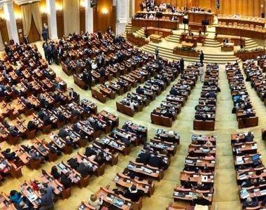 Camera Deputaților a adoptat un proiect de lege privind pensiile publice