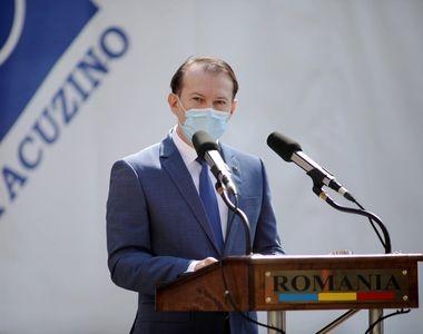 Premierul Florin Cîțu anunță o prelungire a circulației în noaptea de Paște