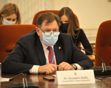 Alexandru Rafila, anunț de ultim moment: peste câte zile scade presiunea la ATI