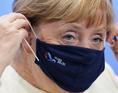 """""""Germania are nevoie de lockdown"""". Cabinetul condus de Angela Merkel, tot mai..."""