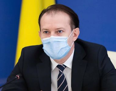 Florin Cîțu a vorbit despre eroarea lui Voiculescu legată de înmormântarea pacienților...