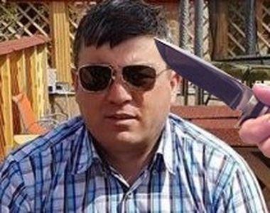 VIDEO-Bărbat înjunghiat într-o scară de bloc, descoperire înfiorătoare
