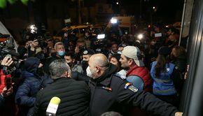 Spitalul Foişor din Bucureşti, evacuare cu probleme