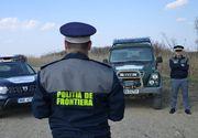 Descoperire şoc la graniţa României. Poliţia de frontieră, intervenţie de urgenţă