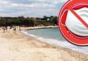 VIDEO   Fără mască pe plajă, de la 1 mai