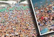 VIDEO - Zeci de mii de turiști în minivacanța de 1 Mai pe litoralul românesc