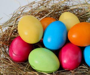 Cum să vopsesti natural ouăle de Paște. Trucul pentru un luciu perfect