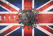 Tulpina britanică a coronavirusului a pus stăpânire pe o întreagă țară. Tot mai mulți tineri sunt spitalizați