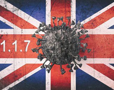 Tulpina britanică a coronavirusului a pus stăpânire pe o întreagă țară. Tot mai mulți...