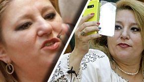 VIDEO - Senatoarea Diana Șoșoacă a făcut iar scandal în Parlament, din cauza măștii