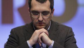 Breaking news: Vlad Voiculescu a fost demis de către Florin Cițu