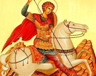 Sfântul Gheorghe, cine a fost, legenda uciderii balaurului, tradiții și obiceiuri