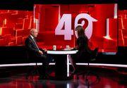 """Cozmin Gușă, aseară la """"40 de întrebări cu Denise Rifai"""", a vorbit despre umilințele îndurate în armată și pe cine a iubit, de fapt, în taină! Kanal D, pe primul loc în topul televiziunilor, la orașe"""