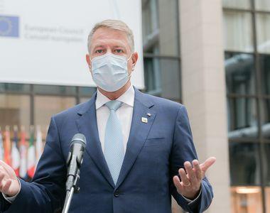 Klaus Iohannis, mutare de ultimă oră în scandalul demiterii lui Vlad Voiculescu