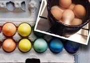 VIDEO -De Paște, atenție la vopselele de ouă cumpărate - pot fi toxice