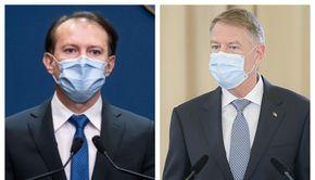 Klaus Iohannis a semnat decretul. Noul ministru interimar al Sănătății este ... Florin Cîțu