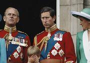 """Legătura dintre Prințul Philip și Prințesa Diana. Ducele de Edinburgh era """"consilierul matrimonial"""" al norei sale"""