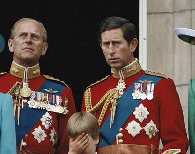 """Legătura dintre Prințul Philip și Prințesa Diana. Ducele de Edinburgh era """"consilierul..."""
