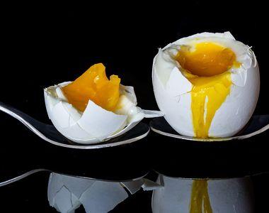 Cât se fierb ouăle. Trucuri pentru a obține ouă de Paște moi, cleioase sau tari