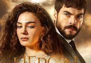 """Kanal D, prima opțiune a telespectatorilor, la nivelul întregii țări și la orașe, cu serialul """"Hercai"""""""