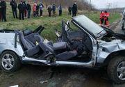 Două femei au murit într-un accident cumplit de mașină.  Alte patru persoane, în stare gravă