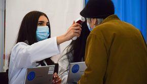 Virusul mutant, tot mai extins în România