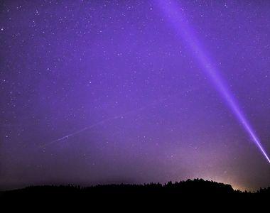 Lyridele, un eveniment astronomic spectaculos ce va avea loc în aprilie