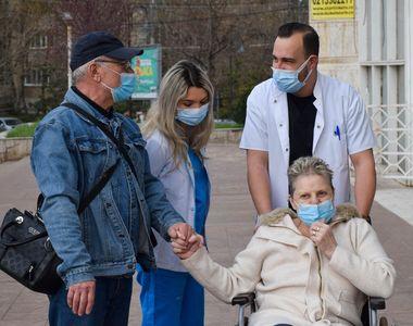 Bilanț coronavirus, vineri 16 aprilie. Am depășit vârful valului trei al pandemiei?