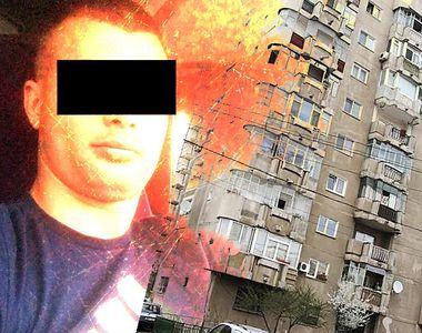 VIDEO - Un bărbat a vrut să se arunce de la balcon cu băiatul în brațe