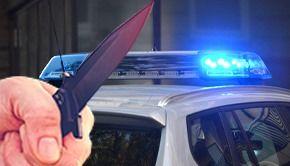 VIDEO -Polițist de frontieră înjunghiat de fostul iubit al fiicei sale