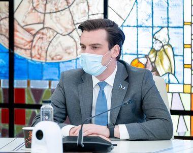 Secretarul de stat Andrei Baciu a vorbit despre relaxarea restricțiilor peste două luni