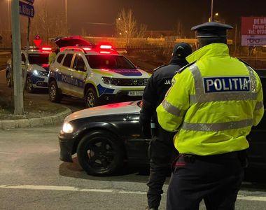 Cazul șocant al unor tineri. Au refuzat să oprească la semnalele polițiștilor și au...