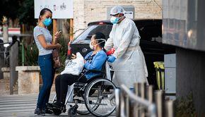 Bilanțul Sars-Cov-2 al zilei: 2.265 cazuri noi de persoane infectate. 1.475 de bolnavi sunt internaţi la ATI
