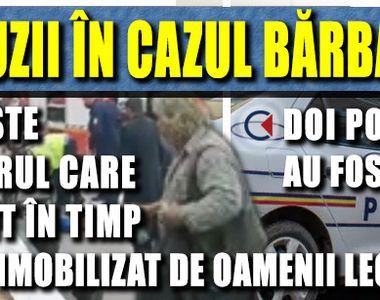 Cine este bărbatul care a murit la Pitești imobilizat de polițiști