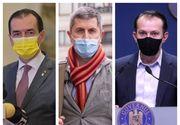 Liderii Coaliției de guvernare, față în față. Ce se întâmplă cu Guvernul Cîțu