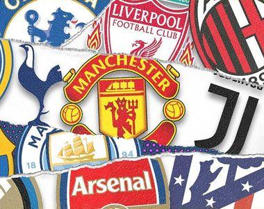 Superliga, proiectul care aruncă în aer fotbalul european / UEFA ameninţă cu repercusiuni