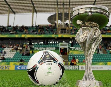 România va găzdui în 2025 Campionatul European de fotbal sub 19 ani