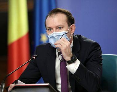 Florin Cîțu, primele declarații după negocierile fără rezultat din coaliția de guvernare
