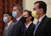 A fost semnat un nou ACORD în coaliția de guvernare. Florin Cîțu rămâne premier, USR-PLUS va propune un nume nou la Ministerul Sănătății