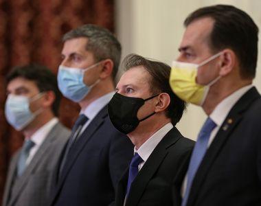 A fost semnat un nou ACORD în coaliția de guvernare. Florin Cîțu rămâne premier,...