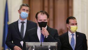 """Premierul Florin Cîțu, primul anunț după """"pacea"""" din coaliția de guvernare. """"De mâine vom avea..."""""""