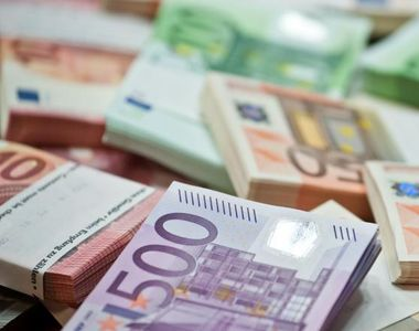 Curs valutar BNR, azi 21 aprilie. EURO se oprește momentan din creștere