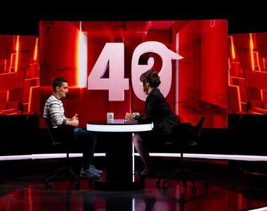 """Marian Drăgulescu, declarații incendiare  la """"40 de întrebări cu Denise Rifai"""", despre..."""