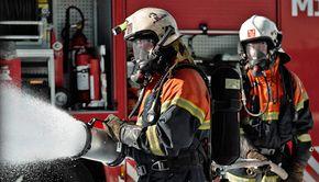 Incendiu la Secția de Psihiatrie a Spitalului Județean Slatina