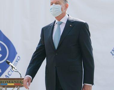 """""""Dacă a venit primăvara, nu înseamnă că s-a terminat cu pandemia"""". Klaus..."""
