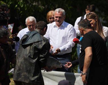 Liviu Dragnea, undă verde pentru eliberarea din penitenciar
