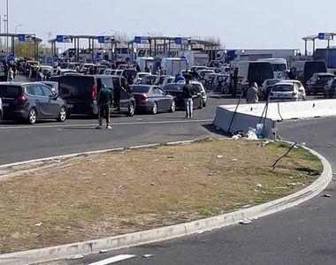 Descoperire ŞOC la granita României: 62 de cetăţeni străini încercau să treacă ilegal...