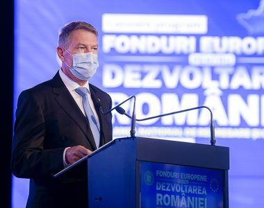 Klaus Iohannis, declarații de ultima oră despre zona de tensiune din Marea Neagră şi...